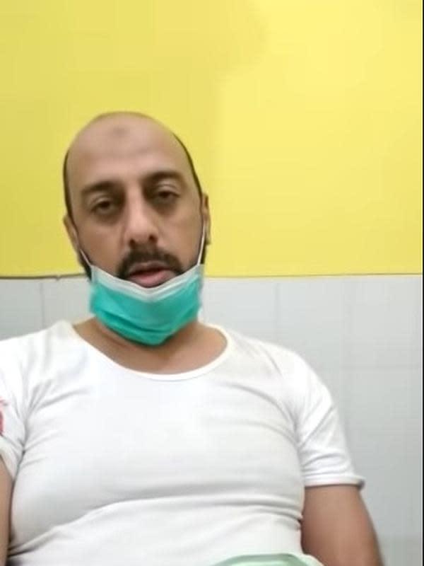Syekh Ali Jaber (Tangkapan layar YouTube/ Syekh Ali Jaber)