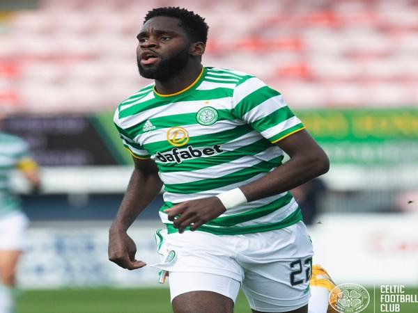 Odsonne Edouard (Photo/ Celtic FC Twitter)