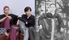 SuperM也不例外!網友發現韓國人偏愛的獨特坐姿,從古到今沒變過XD