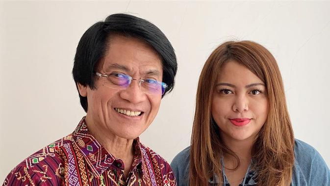 Potret Kresno Mulyadi Saudara Kembar Kak Seto. (Sumber: Instagram.com/winatalia)