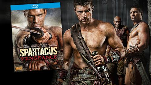 Win a 'Spartacus: Vengeance' prize pack from Yahoo! TV