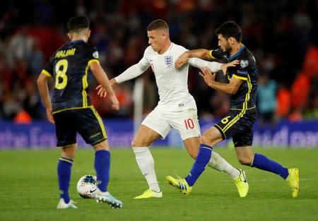 Euro 2020 Qualifier - Group A - England v Kosovo