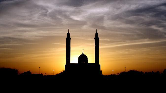 Ini Bacaan Bilal Saat Salat Idul Fitri