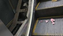 北捷電扶梯再傳孩童受傷 2歲女童夾傷腳趾送醫