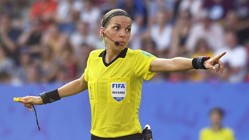 Stéphanie Frappart will make history when she officiates the UEFA Super Cup between Liverpool and Chelsea.