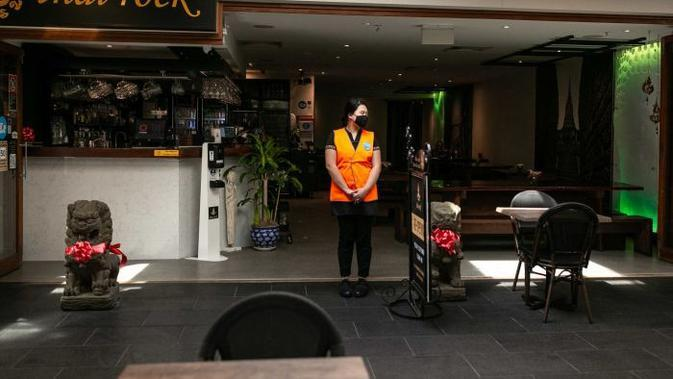Restoran di Sydney nyaris bangkrut akibat Virus Corona (COVID-19). Dok: ABC Australia