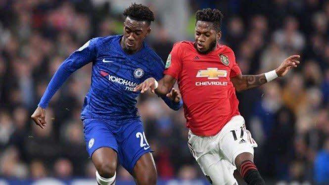 Siapa Lawan Arsenal di Final Piala FA, MU atau Chelsea?