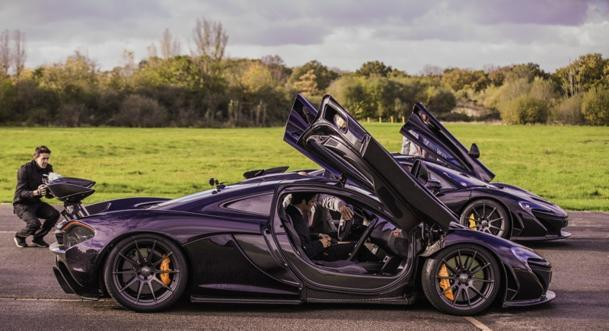 2014 McLaren P1, driven to the limit and beyond: Motoramic Drives