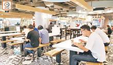 搭枱感染高危 茶餐廳 快餐店 淪播毒樞紐