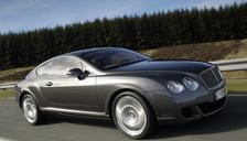 2009 Bentley Continental