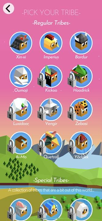 Battle of Polytopia best free iPhone games