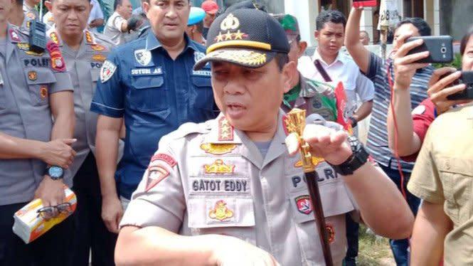 Jenderal Gatot Ungkap Biaya Pengamanan Piala U-20 dan MotoGP Rp121 M