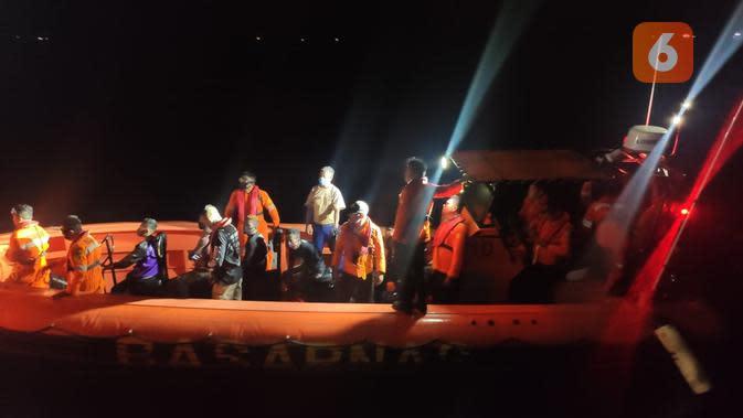 Kisah 4 Nelayan di NTT Selamat Usai 3 Hari Terombang-ambing di Tengah Laut