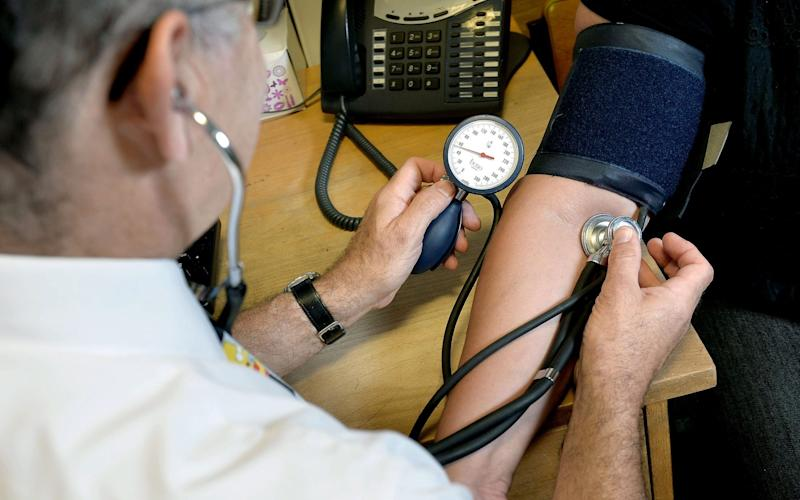 GP surgery in the UK - Anthony Devlin/PA