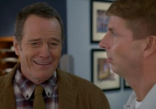Exclusive 30 Rock First Look: Bryan Cranston and Catherine O'Hara Come to Town!