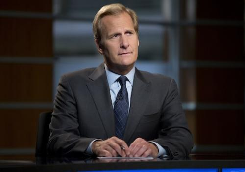 The Newsroom Premiere Recap: Into the Mess-tic