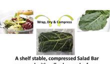 前所未有的軍用口糧! 蔬菜沙拉棒讓前線也能吃青菜