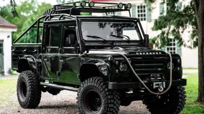 Mobil Bekas Tentara Turki Dijual Online, Harganya Tembus Rp890 Juta