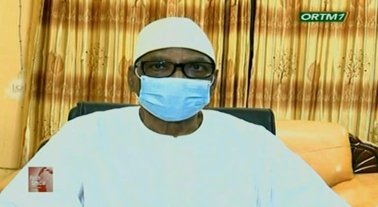 Mali junta says it freed ousted president ahead of ECOWAS summit