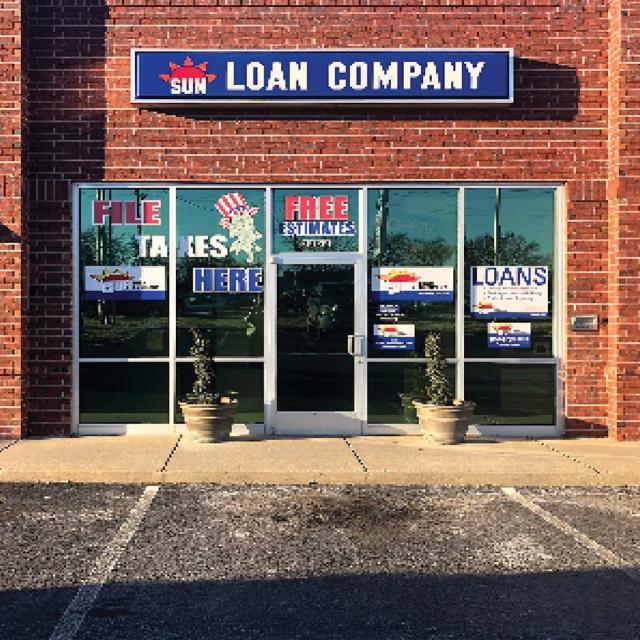 Sun Loan Company In Joplin Sun Loan Company 2313 W 7th St Ste A Joplin Mo 64801 Yahoo Us Local