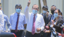 快新聞/美衛生部長阿札爾四天行程落幕 台美關係大幅成長