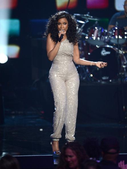 Christina Aguilera MIA at Rock Hall of Fame Show, But Donna Summer-Lover Jennifer Hudson Suffices