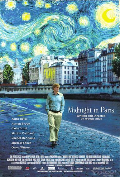 "Best Picture Nominee: ""Midnight in Paris"""