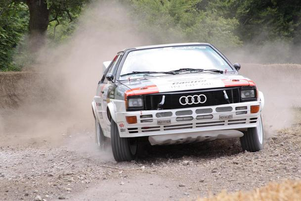 Rallying '80s style: Flickr photo of the day
