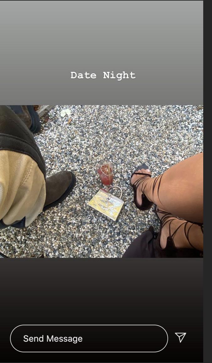 Photo credit: @kimkardashian - Instagram