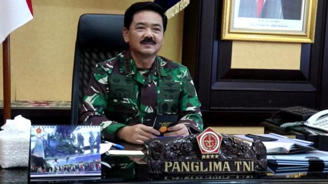 Panglima TNI Mutasi 62 Pati, Termasuk Danjen Kopassus dan Kepala Bais