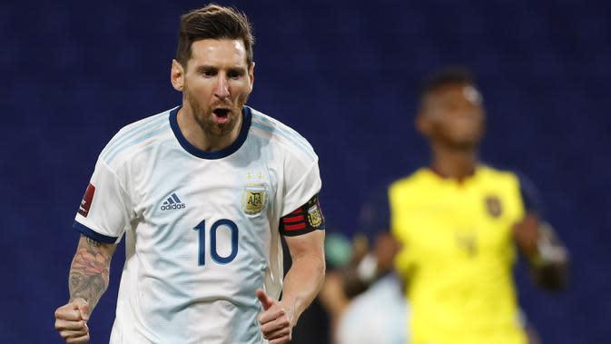 Prediksi Kualifikasi Piala Dunia 2022, Rabu 14 Oktober 2020: Bolivia Vs Argentina