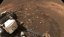 NASA毅力號 成功完成首次火星試駕