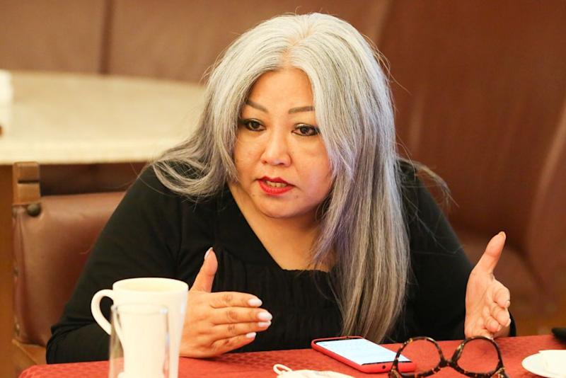 Maju founder Siti Kasim speaks to Malay Mail during an interview September 5, 2020. — Picture by Choo Choy May