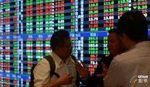 外資連四賣 大砍金融族群、反手加碼元大台灣50反1