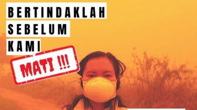 Kebakaran Hutan di Kalimantan, Sejumlah Bandara Ini Masih Ditutup