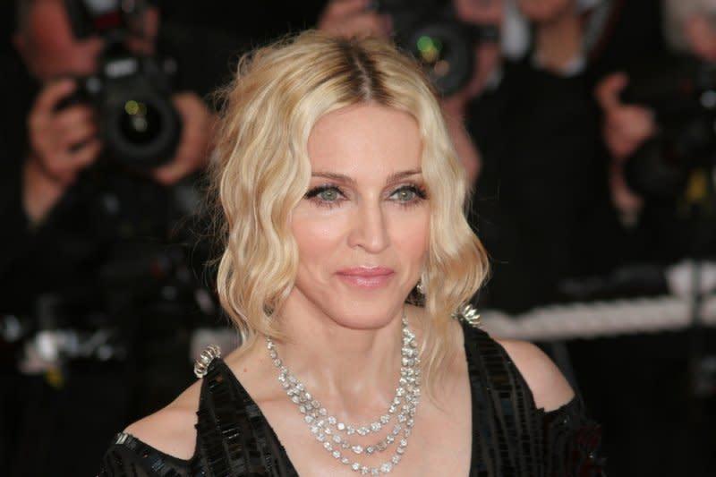 Madonna buat naskah sendiri untuk film auto-biopiknya