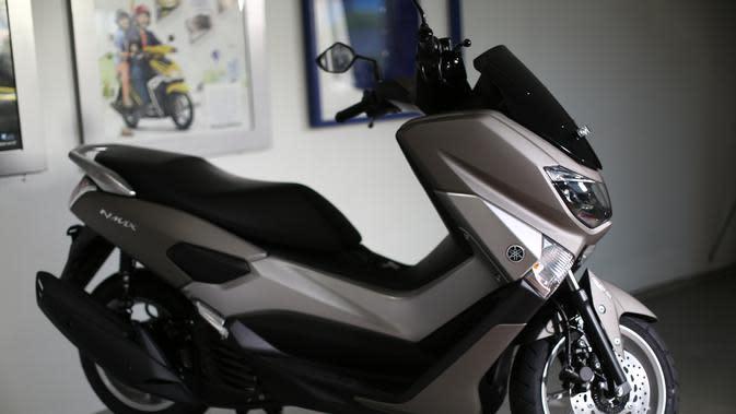 PT Yamaha Indonesia Motor Manufacturing (YIMM) akhirnya membuka selubung skutik premium terbaru, NMax ke pasar dalam negeri.