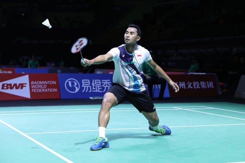 Kalah di Fuzhou China Open, Tommy: Performa saya masih naik turun