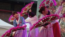 韓國想見你偽出國過乾癮 傳統舞蹈演出吸睛 (圖)