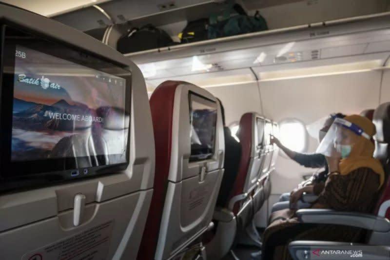 Kemenhub: Kapasitas penumpang pesawat memungkinkan ditingkatkan