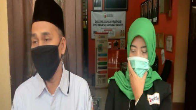 Usai 2 Jam Diperiksa Bawaslu Banten, Adik Ratu Atut Bungkam