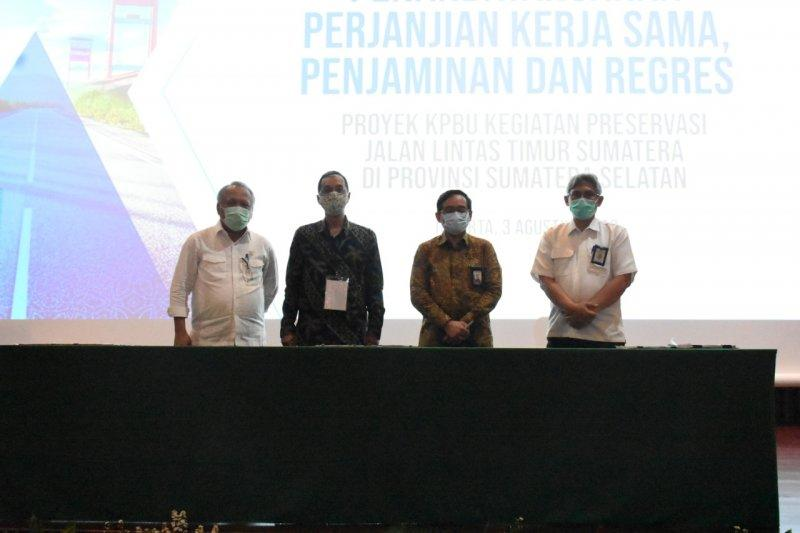 Dirut PII harapkan Jalintim Sumatera tingkatkan aktivitas ekonomi