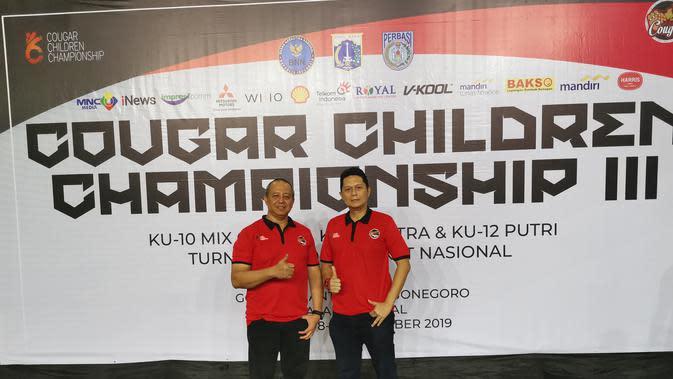 Cougar Children Championship III (Liputan6.com/Thomas)