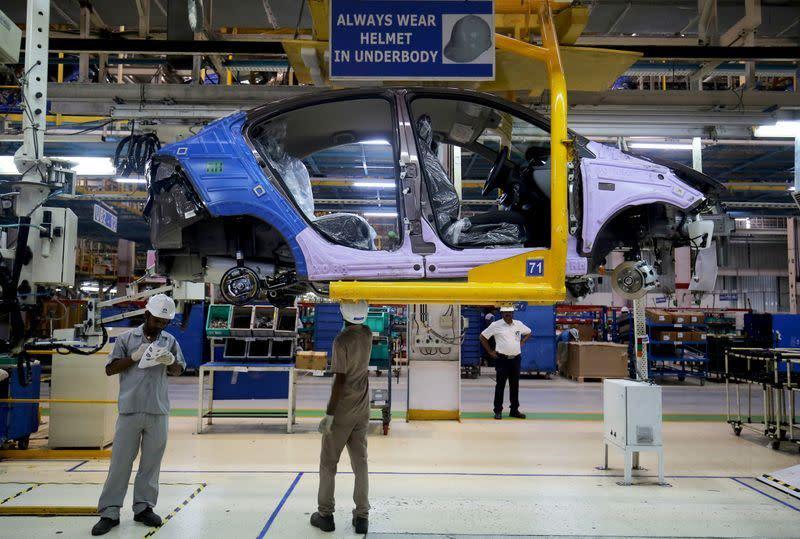 Sektor otomotif dan farmasi India belum siap lepas ketergantungan pada China