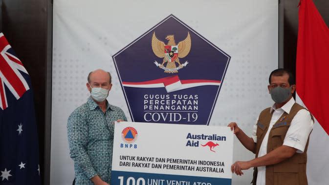 Doni Monardo: Puncak Covid-19 di Indonesia Belum Diketahui