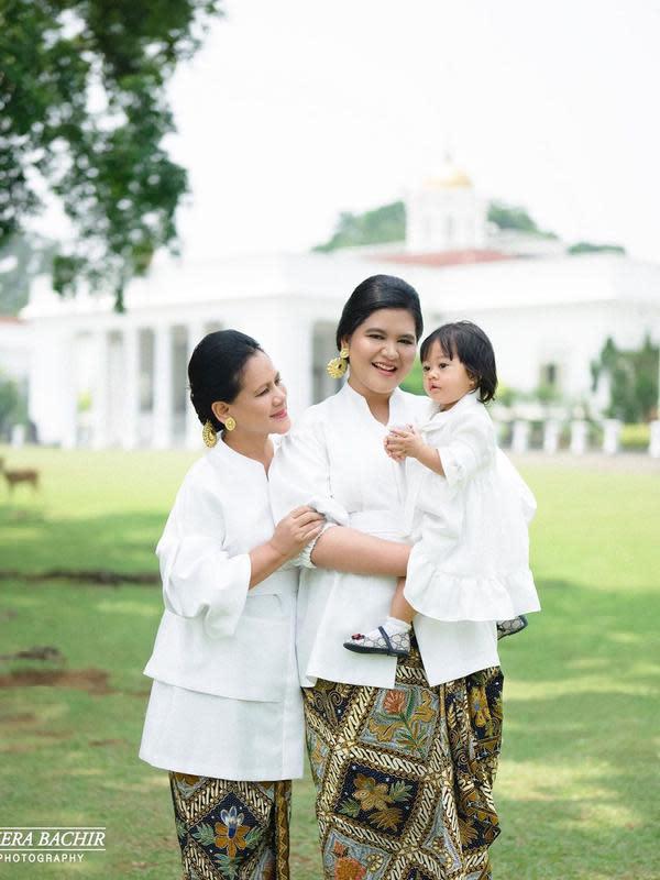 Setelah nama cucu keempat Presiden Jokowi itu diumumkan melalui akun instagram, banyak warganet yang penasaran dengan arti nama anak kedua pasangan Bobby dan Ayang. (Instagram/ayanggkahiyang)
