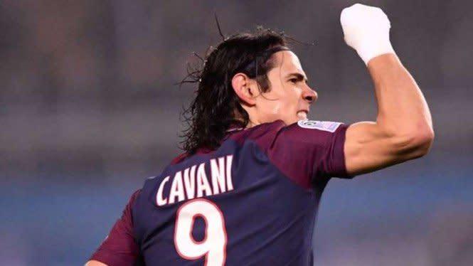 Inter Milan Sodorkan Kontrak 3 Tahun kepada Edinson Cavani