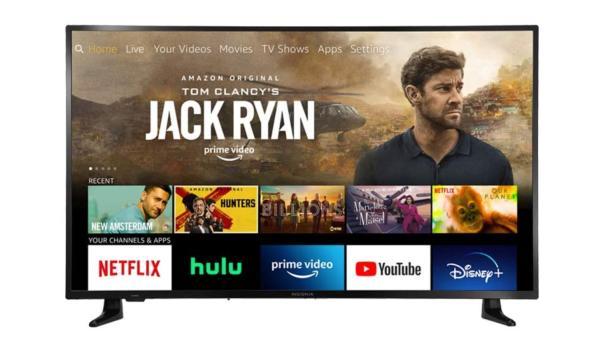 55-inch Smart 4K UHD - Fire TV Edition