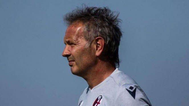 Pelatih Bologna, Sinisa Mihajlovic