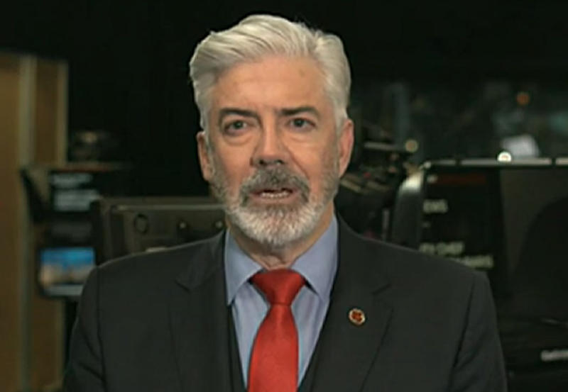 Shaun Micallef has gotten his apology after the ABC's blunder. Photo: 7:30